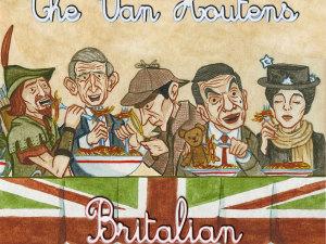 The Van Houtens: dal 13 maggio tutti a Scuola di Britalian