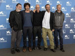 I Deproducers alla Mostra del Cinema di Venezia