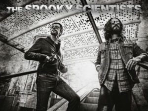 "THE SPOOKY SCIENTISTS: free download dell'EP d'esordio ""0"""