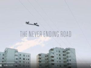 """DARDUST sbarca in Francia con il nuovo singolo """"THE NEVER ENDING ROAD"""" in anteprima europea su Soulkitchen"""