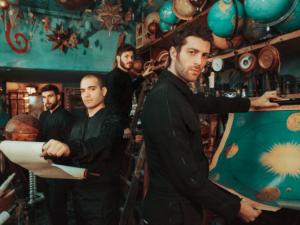 È IL MOMENTO DEGLI STAG! Kairos è il nuovo singolo in radio dopo un anno meraviglioso tra disco, concerti, cinema e grandissime collaborazioni  da Ed Sheeran e Bocelli a Paolo Genovese